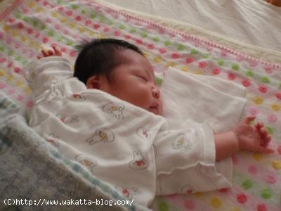 毛深い 新生児