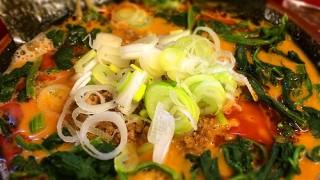 家系担々麺は一食の価値あり 清六屋 静岡市葵区両替町