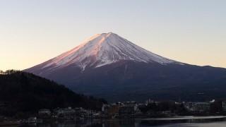 河口湖と富士山が見える宿 風のテラスkukuna 2013