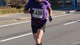 菊川Cityマラソン2013 遠州の空っ風に泣く