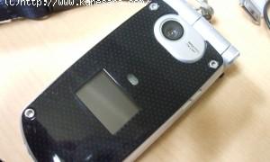 携帯電話の電池がすぐに切れる