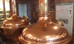 八ヶ岳地ビール「タッチダウン」 本物の地ビール