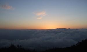 富士山日帰り登山 須走口より