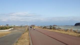 ハーフマラソン(20km)を試走