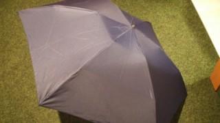 超小型、超軽量傘(かさ)