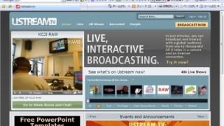 Ustream.tvでパソコンが発熱でオーバーヒート