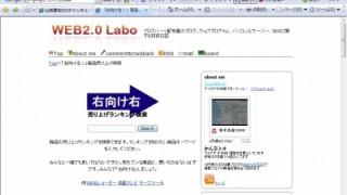 Googleカスタマイズ検索を利用した、「売り上げランキング検索」