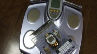 データをPCに転送・保存できる体重計