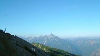 思い出の燕岳登山