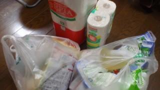 食品の備蓄を追加