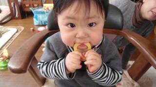 とも吉誕生日 赤ちゃん1歳