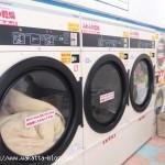 激安&1時間 コインランドリーで羽毛布団&敷布団を丸洗いする方法
