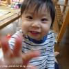 赤ちゃん1歳1ヶ月