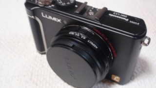 ブログ用カメラの決定版 パナソニックLX3