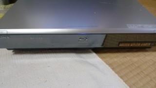 ソニー修理サービスの仕事がメチャクチャ早かった件 ブルーレイディスクレコーダーBDZ- T70