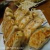 B級グルメで有名な、名物餃子を食べに行った 浜松餃子