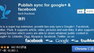 3大ソーシャルメディアに一括投稿できる、便利すぎる機能