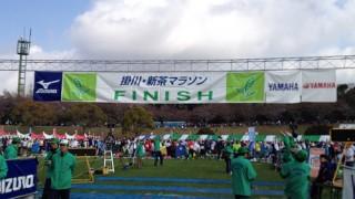 人生で一番過酷なレース&自己新記録 – 掛川新茶マラソン2012