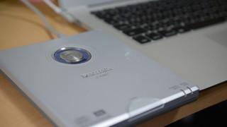 Mac Book Airが外付DVD/CDドライブを認識しない