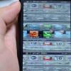 iPhone4Sのディスプレイ表示が乱れる問題