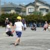 子供の秋の運動会2012