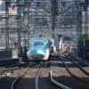 最新車両が集う!東京を走る電車の写真