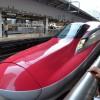 赤い新幹線「スーパーこまち」が通常の3倍カッコイイ件