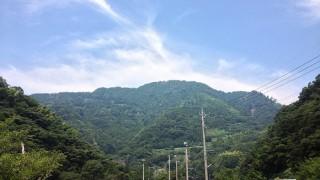 焼津アルプストレイルラン 花沢山&満観峰