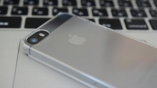 iPhone5s用ケースはクリアケースがお勧め
