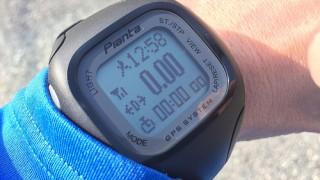 ウルトラマラソン用GPS腕時計