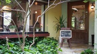 カフェドモエの素朴なモンブランが好き 藤枝市
