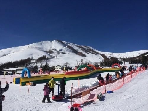 車山スキー場