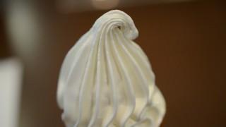 話題のソフトクリーム「クレミア」 静岡でもたった一箇所だけ食べれる場所がある。