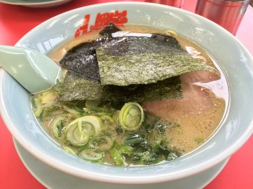 山岡家チャーシュー麺