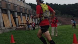 体幹を使った会心の走り! 朝霧高原トレイルランニングレース2015
