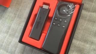 Youtube動画を、家庭用テレビ&Wifi接続で快適に観る方法 Fire TV Stick