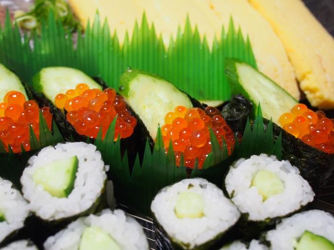 スシロー持ち帰り寿司2