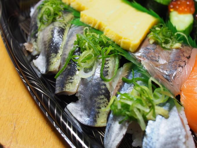 スシロー持ち帰り寿司3