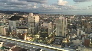 静岡駅前でカフェ&打ち合わせをするなら、葵タワー最上階がお勧め