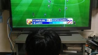 バルサの試合を、テレビで観る方法。子供のサッカー上達は、世界一のプレーを観ることから