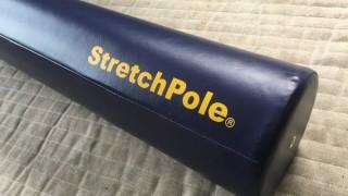 ストレッチポールによる筋膜リリース