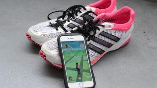 ポケモンGOジョギングのすすめ。ランナーに有利?