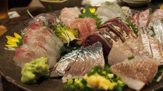 静岡南口の隠れた名店 魚to畑