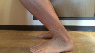 アキレス腱断裂18週間後 距離を10kmに伸ばしてジョギング