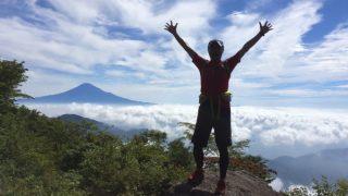 富士登山競走完走への道