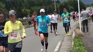 富士裾野高原マラソン大会2017 最後の下りが魅力のレース