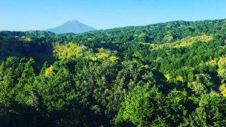 アキレス腱断裂9ヶ月後 日本一高い山を目指して
