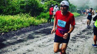 富士登山競走五合目レース好タイムで山頂レース権利ゲット! 2017年7月