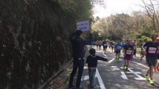 日本平桜マラソン2018 応援に行ってきました