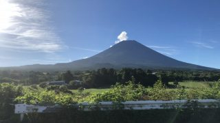iPhoneXの方は登山に要注意! 富士山山頂で「iPhoneは使用できません」となった話